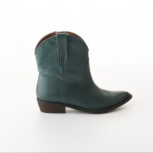 Lucky Brand Limited Edition Leather Chantel Bootie